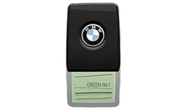 Picture of ORIGINAL BMW AMBIENT AIR GREEN SUITE NO. 1