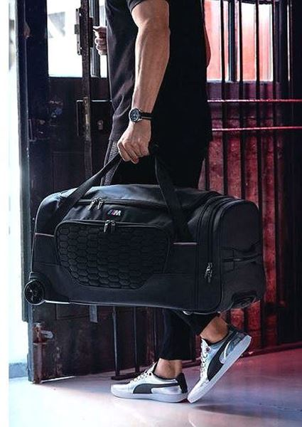 Picture of BMW M TROLLEY TRAVEL BAG