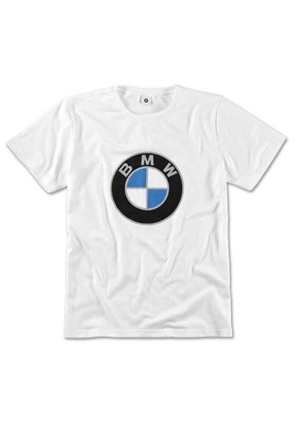 Picture of BMW LOGO  T-SHIRT, UNISEX