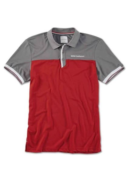 Picture of BMW GOLFSPORT POLO SHIRT, MEN