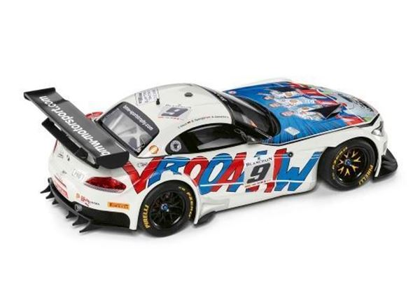 Picture of BMW MINIATURE Z4 GT3 1:18