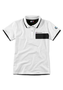 Picture of BMW M MOTORSPORT POLO SHIRT, LADIES