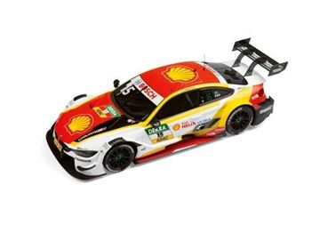 Picture of BMW M4 DTM 2018 SHELL 1:18