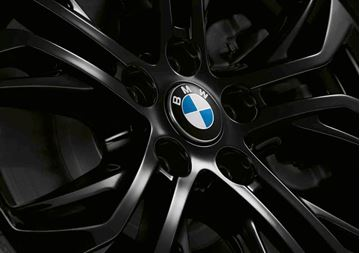 """Picture of BMW COMPLETE WHEEL SET 20"""" M DOUBLE SPOKE 717M"""