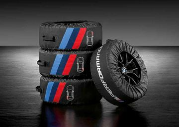 Picture of BMW M Performance Tyre Bag